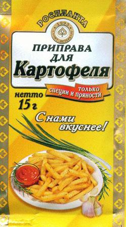 Приправа для картошки 15 г